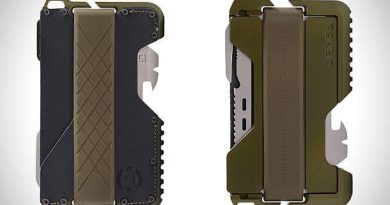 Tactical functional wallet Dango T01