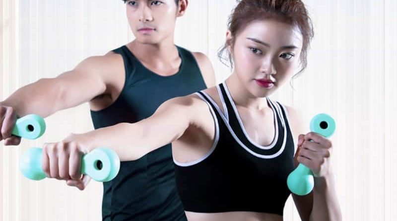 Dumbbell Xiaomi Move It with intelligence