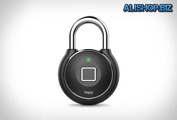 Biometric padlock Tapplock