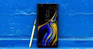 Top 10 frameless smartphones 2019