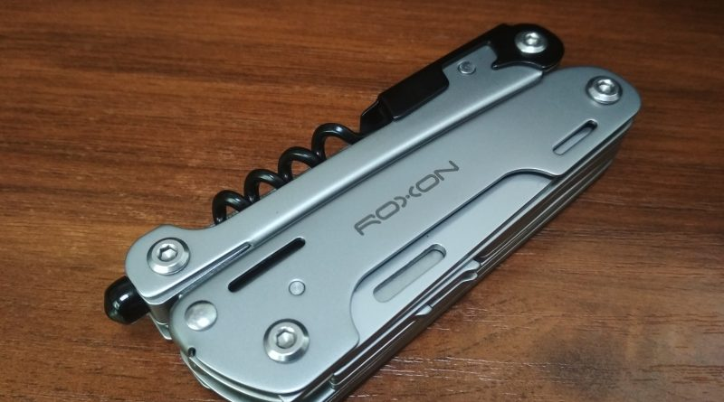 Multitool Roxon S801