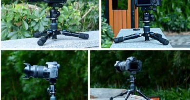 20 reliable holders and tripods for camera with Aliexpress