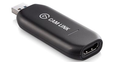 Device to use camera as a web camera Elgato CamLink