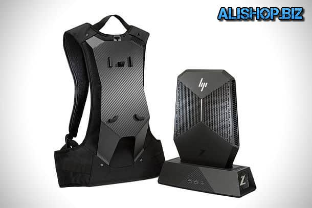 Backpack — computer virtual reality HP Z