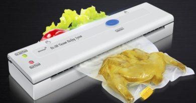 Vacuum sealer for home