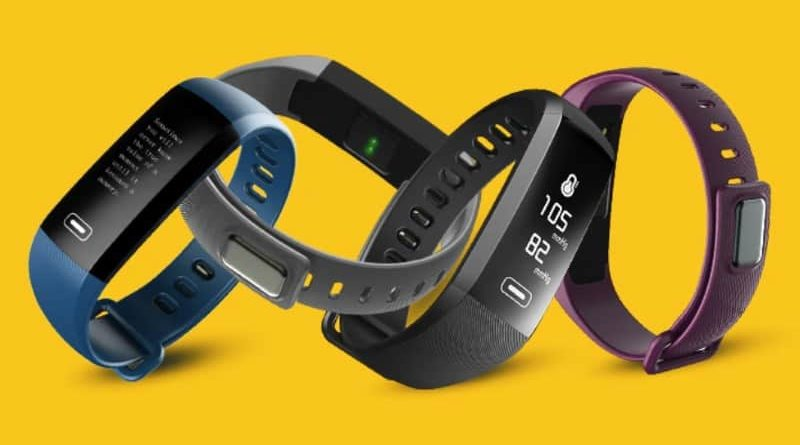 20 most bought fitness bracelets from Aliexpress in 2019