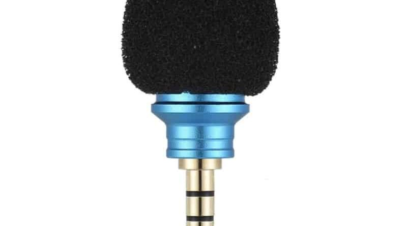 Andoer portable microphone EY-610A