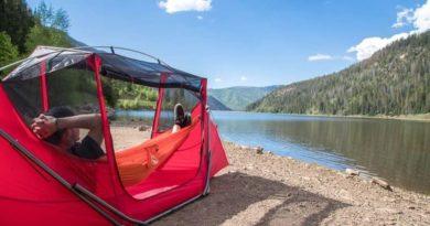 Tent hammock Tammock