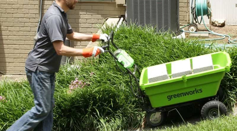 The Linde to give Greenworks