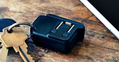 Ultra-compact charger Chargerito