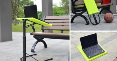Side table for laptop Staygold