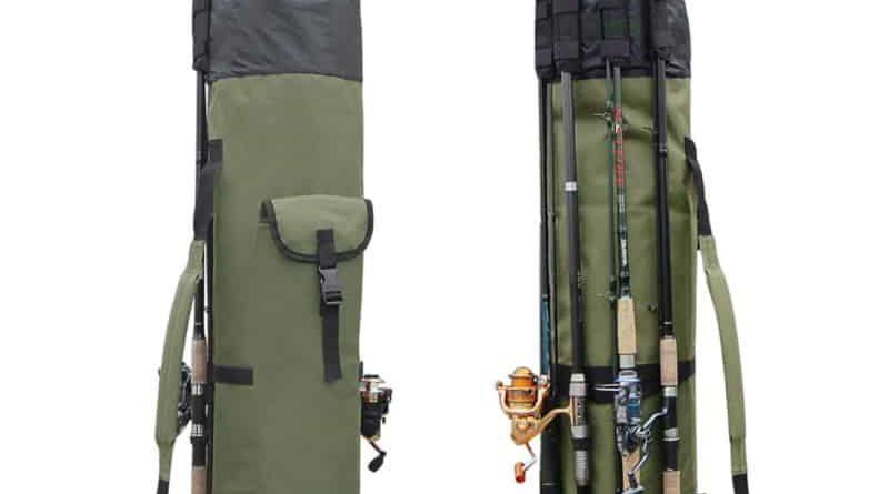 Multifunctional bag for fishing