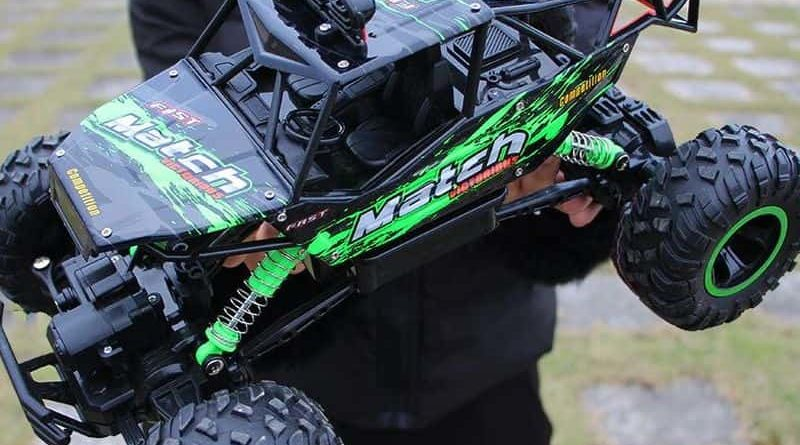 RC model buggy