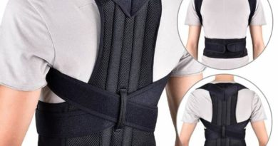 Corset for posture correction HailiCare