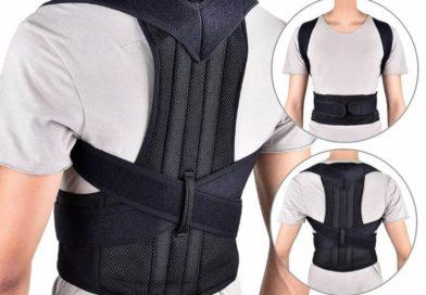 Corset for posture correction HailiCare