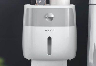 Convenient toilet paper holder Ecoco