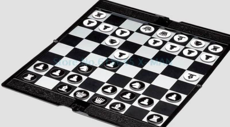 Chess pocket size