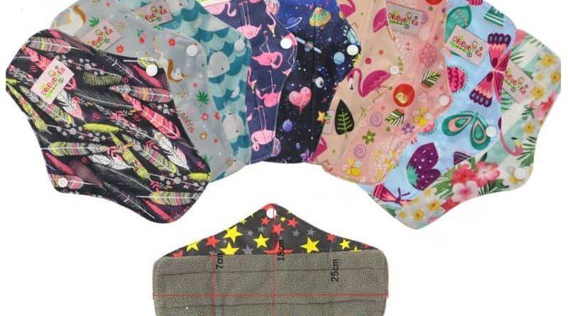 Reusable pads for women